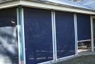 Irvington Clear pvc blinds 3